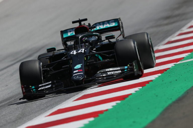 F1: Hamilton jätti Bottaksen kakkosruutuun