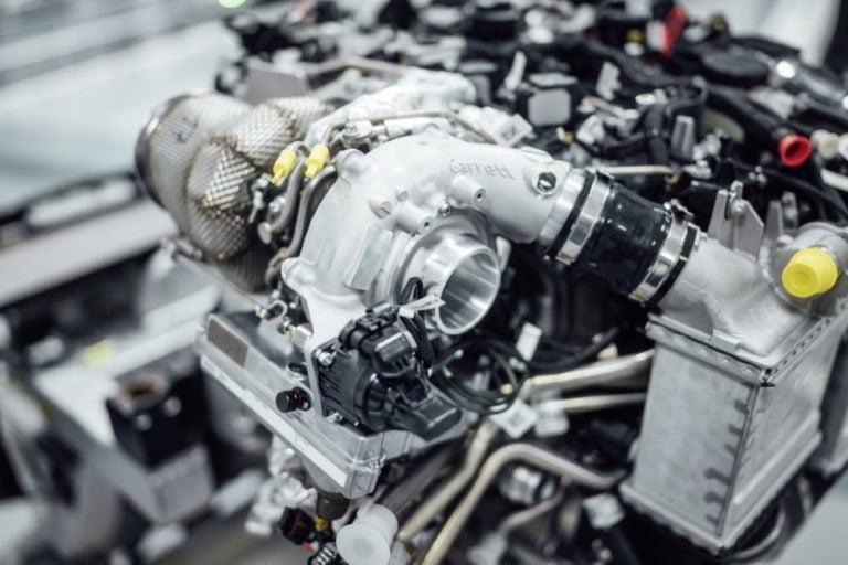 Sähköinen turbo tulossa Mercedes-AMG-malleihin