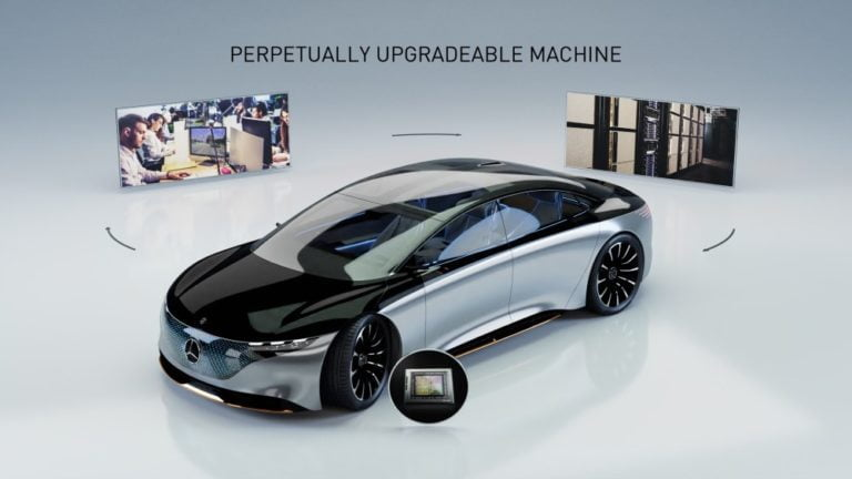 Mercedes-Benzin tuleva käyttöjärjestelmä vie kohti automaattista ajamista