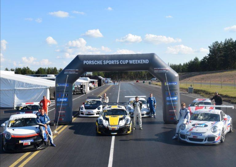 Porsche-sarjan avausviikonloppuna kolme eri voittajaa