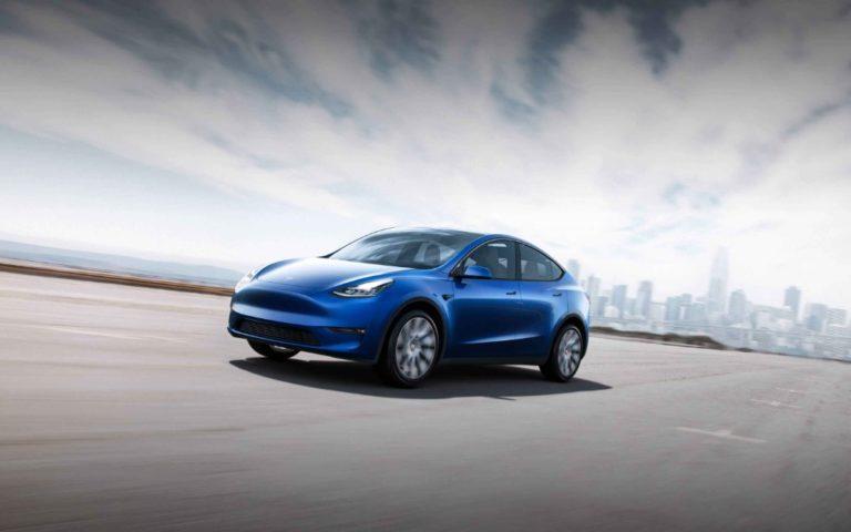 Kilpailija sai Ruotsissa ensimmäisenä rekisteriin Tesla Model Y -mallin