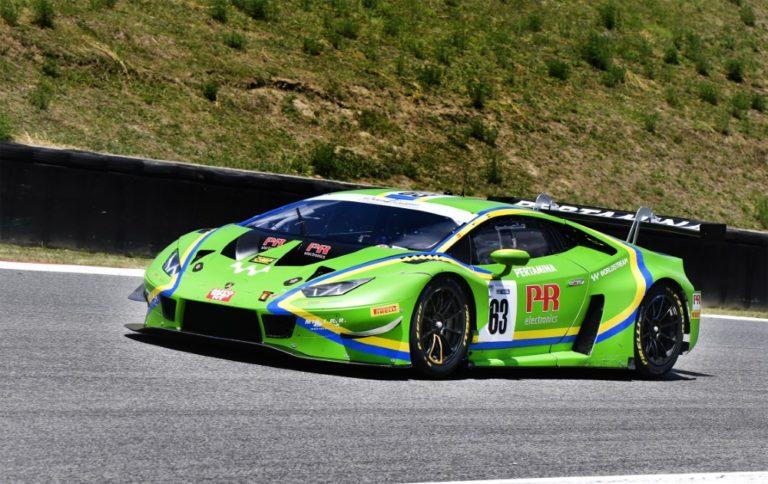 Tuomas Tujula viidenneksi Italian Super GT-avauksessa