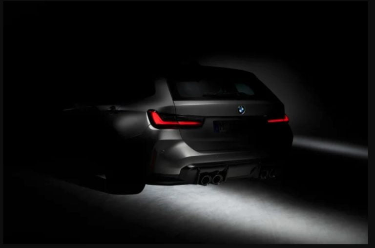 BMW tuo markkinoille M3 Touring -mallin