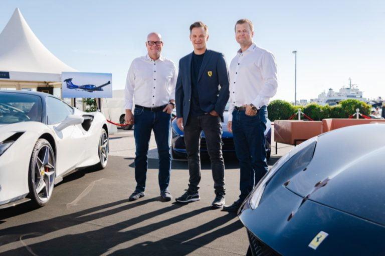 Suomeen tuli viime vuonna ainakin 50 uutta Ferraria!