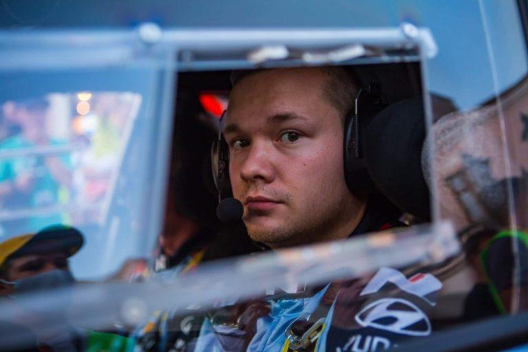 Jari Huttunen ajoi luokkavoittoon Lõuna-Eesti-rallissa