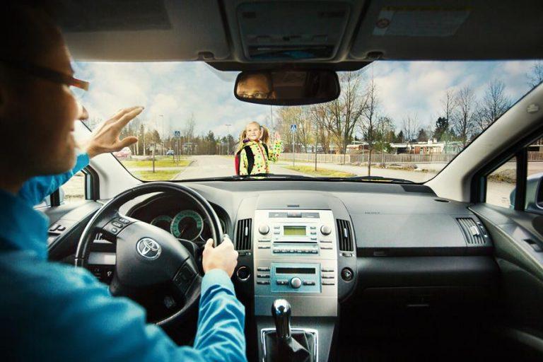 Liikenneturva: Liikenteessä pitää olla hyvä fiilis!