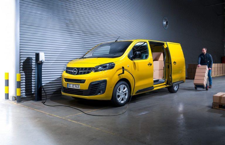 Opel Vivaron sähköpakettiauton hinnat julkistettu ja ennakkomyynti alkanut