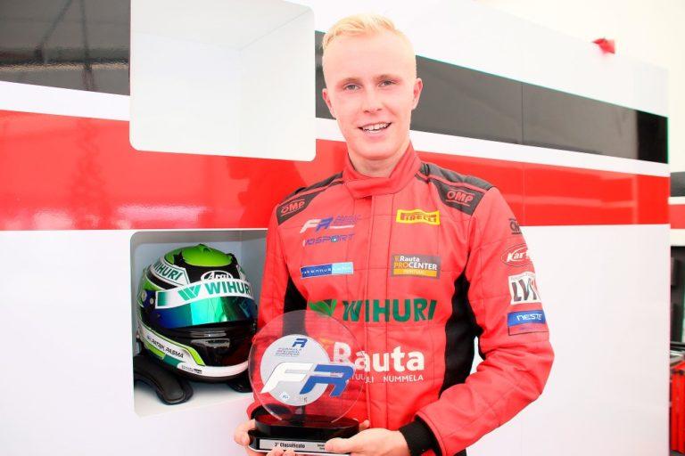 Suomalaistallilla kaksijakoinen avaus Euroopan Formula 3 -sarjassa