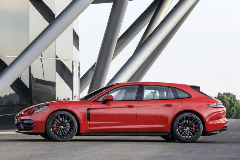 Tällainen on Porschen uudistettu Panamera-mallisto