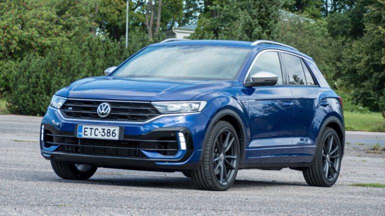 Autotoday testasi: Volkswagen T-Roc R — mutkateitä varten tehty crossover
