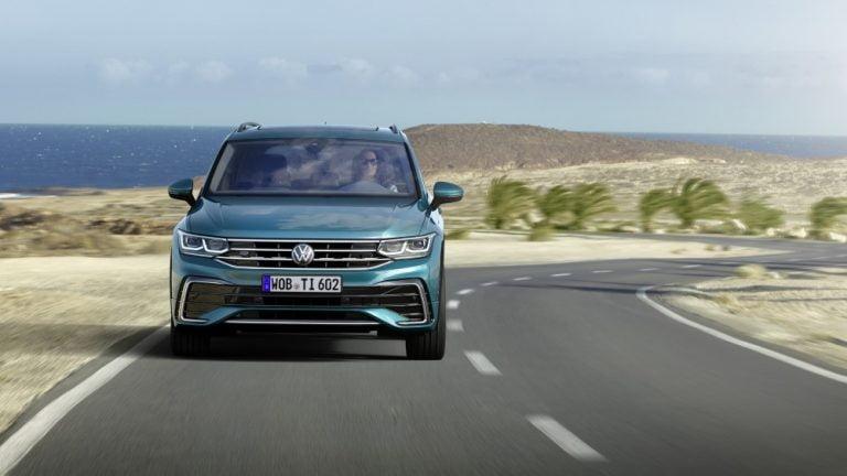 Uuden Volkswagen Tiguanin ennakkomyynti alkanut — mukana myös ladattavat hybridit