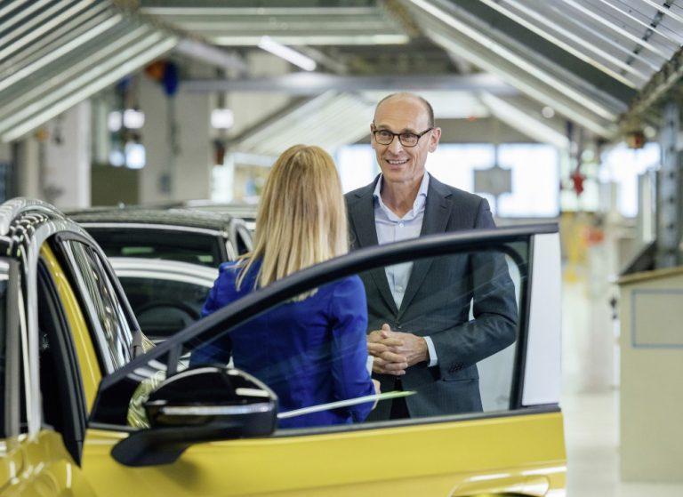 Volkswagenin ID-perheen täyssähköisen SUV-mallin valmistus alkaa