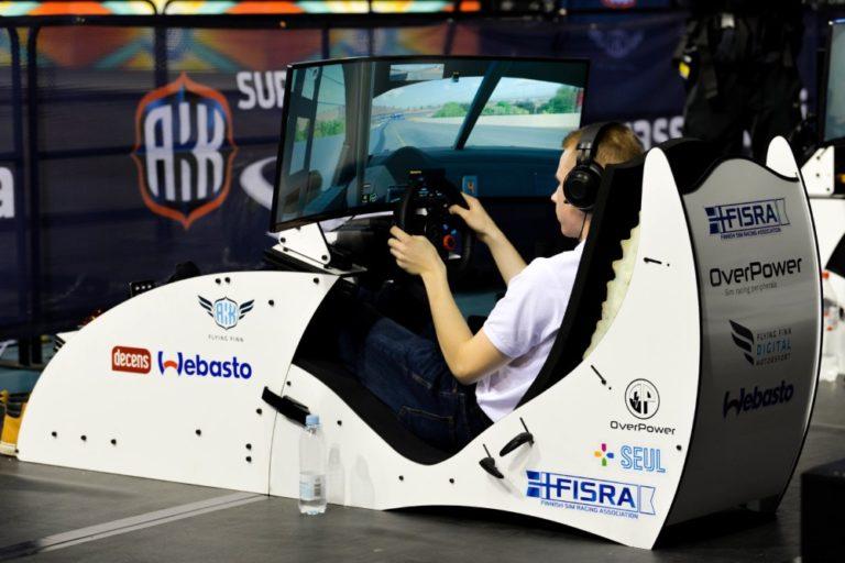 Digital Racing eSM -finaalitaisto huipentuu lauantaina Jyväskylässä
