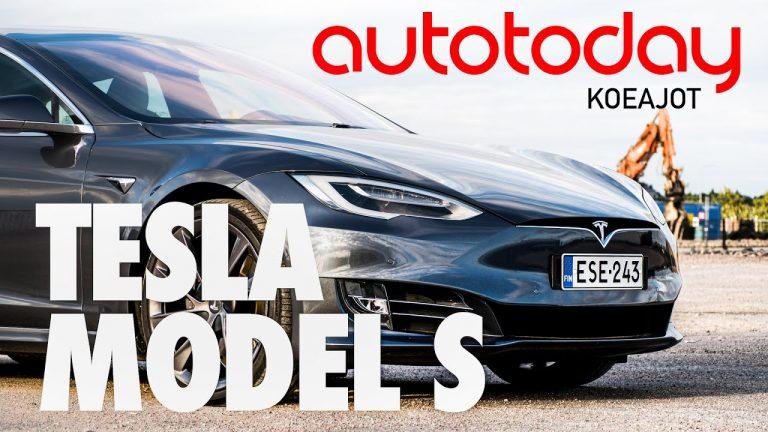 Autotoday testasi: Tesla Model S Long Range — yhdellä latauksella jopa yli 600 km