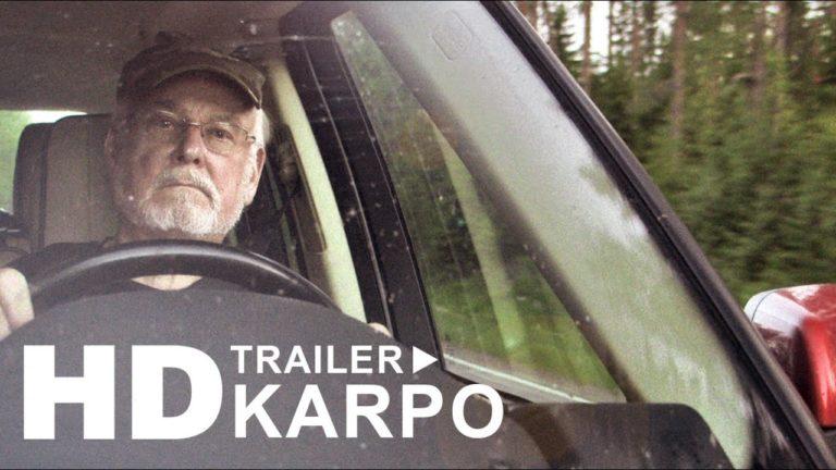 Tästä hieman esimakua syyskuussa elokuvateattereihin saapuvasta Karpo-elokuvasta