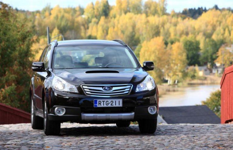 Autotoday 10 vuotta sitten: Subarulla menee lujaa
