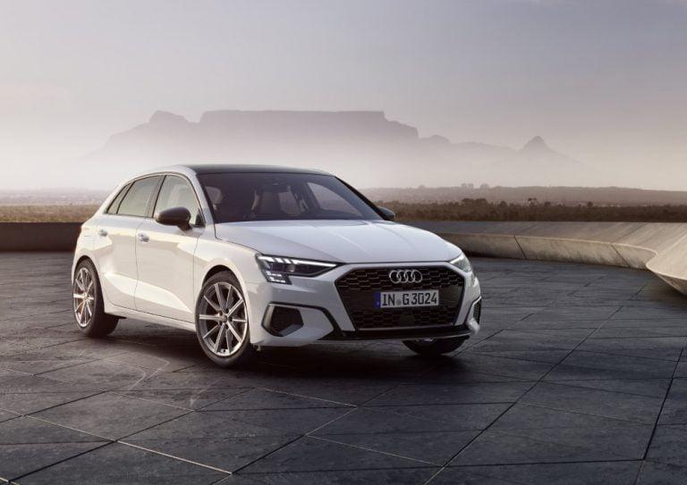 Audi A3 -perheeseen kaasuversio
