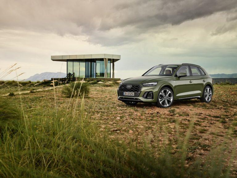 Uudistuneen Audi Q5:n myynti on alkanut — ensimmäiset autot Suomeen ensi vuoden alussa