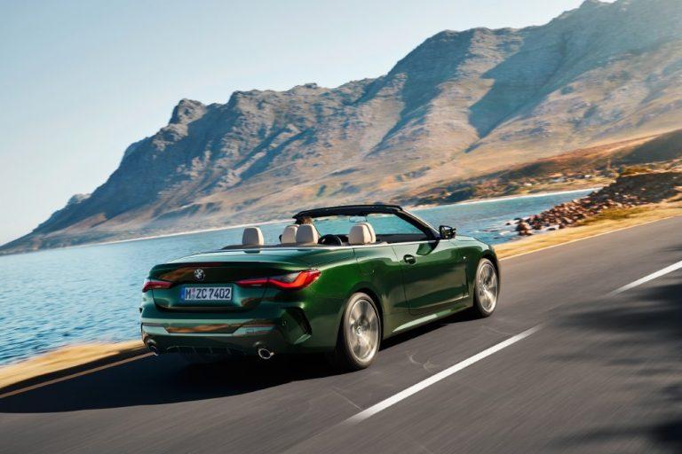 Ensi keväänä BMW:n 4-sarjaan tulee avomalli