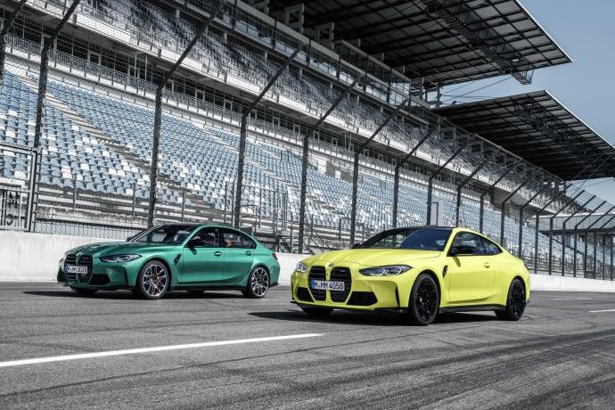 BMW:n Competition-malleissa ensimmäistä kertaa myös neliveto-optio