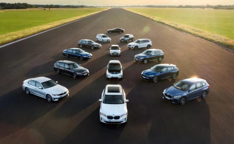 BMW:n tuo lisää sähköisiä malleja markkinoille