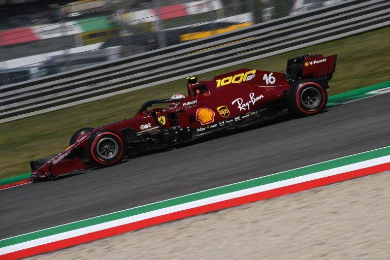 Mika Häkkinen: Ferrarin juhlakisa oli kolarisumien ja punaisten lippujen sävyttämä