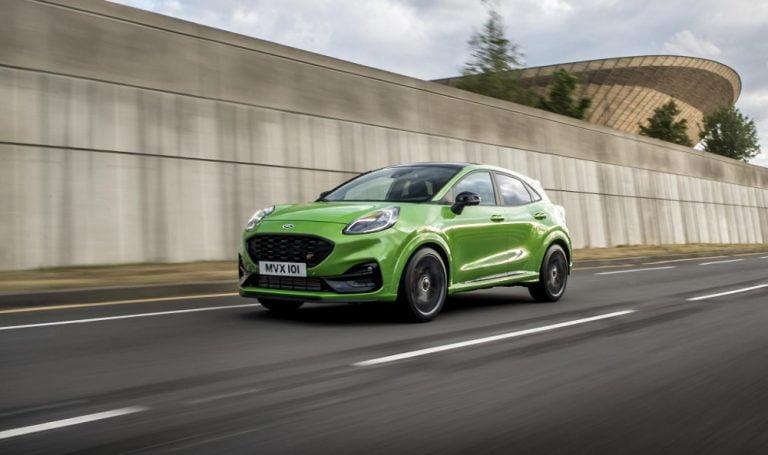 Ford Puman ST-versio Suomeen alkuvuodesta — lähtöhinta on alle 40 000 €