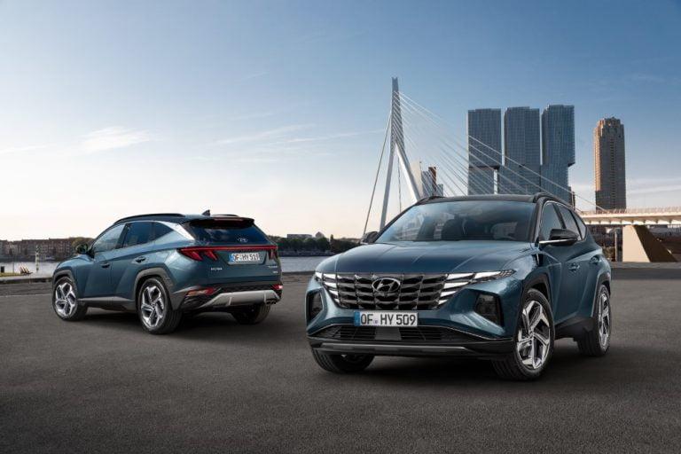 Tällainen on uusi Hyundai Tucson — Suomeen vielä tämän vuoden puolella