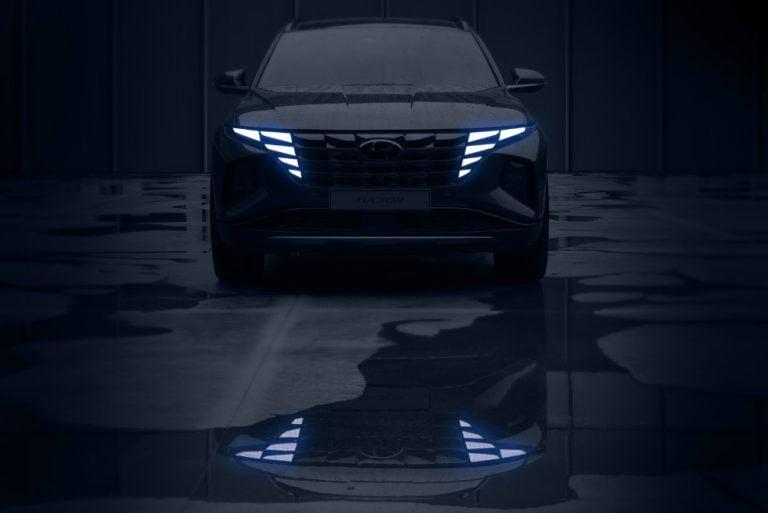 Täysin uusi Hyundai Tucson saa uuden muotoilun