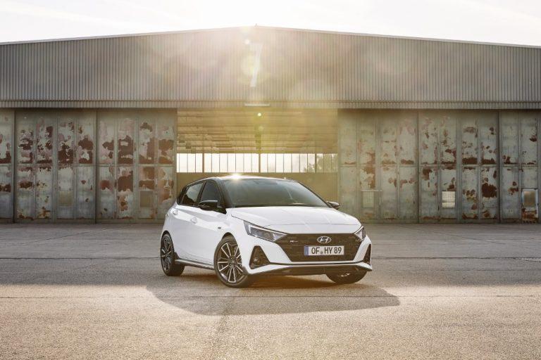 Hyundai tuo täysin uuden urheilullisen i20 N Line -mallin