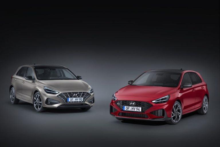 Uusittu Hyundai i30 on hinnoiteltu