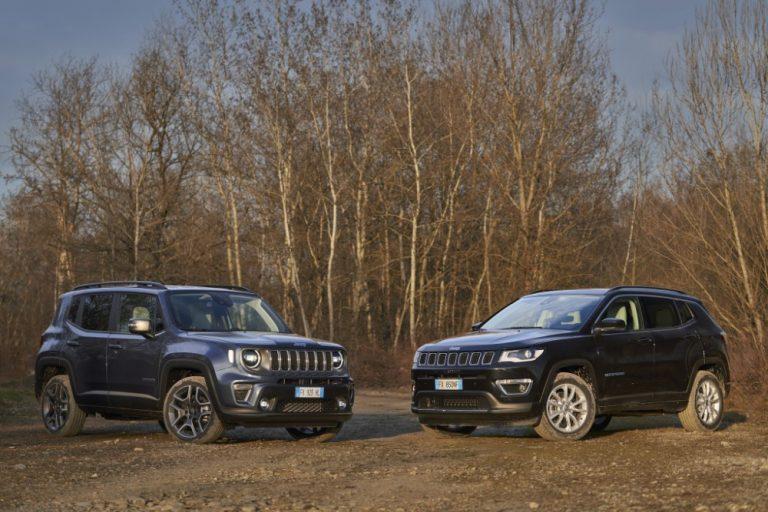 Jeepin ladattavien nelivetohybridien hinnat julkaistu