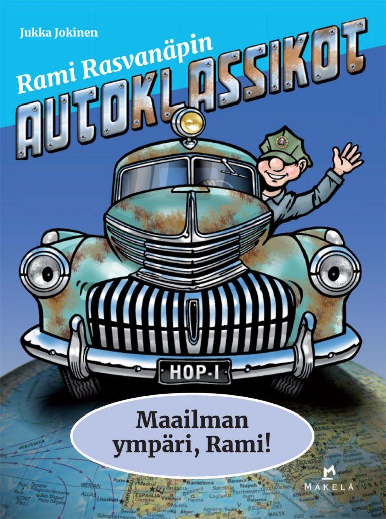 Nyt voi lähteä Ramin kanssa automatkalle maailman ympäri!