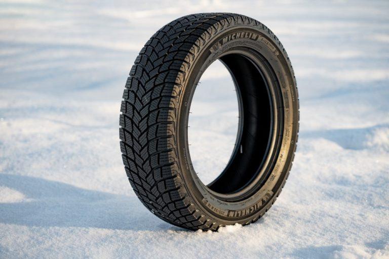 Michelin tuo uuden nastattoman talvirenkaan pohjoismaiseen talveen
