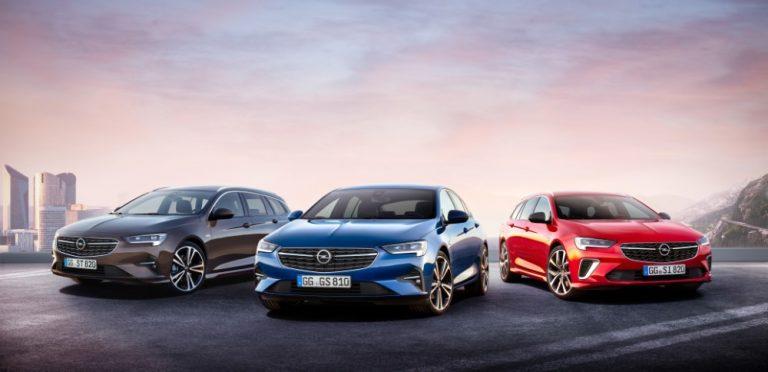 Uuden Opel Insignian ennakkomyynti alkaa — halvin versio maksaa alle 32 500 €