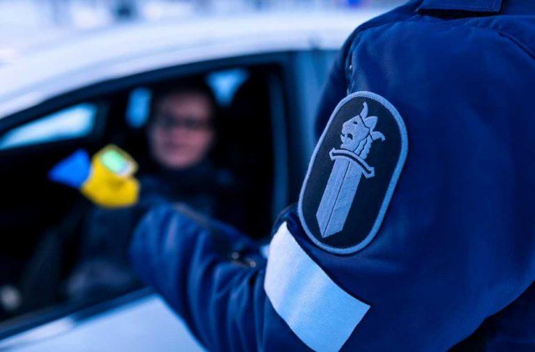 Poliisi otti kahden viikonlopun tehostetussa valvonnassa kiinni 189 rattijuoppoa