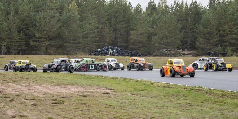 Rata SM: Rata-autoilun suomenmestaruudet ratkesivat Alastarolla