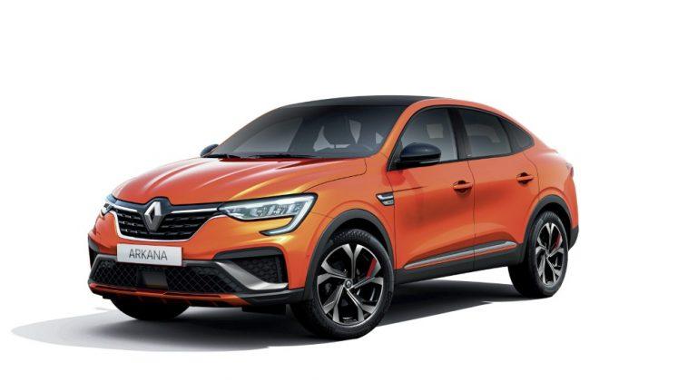 Tältä näyttää ensi vuonna tuleva Renault Arkana