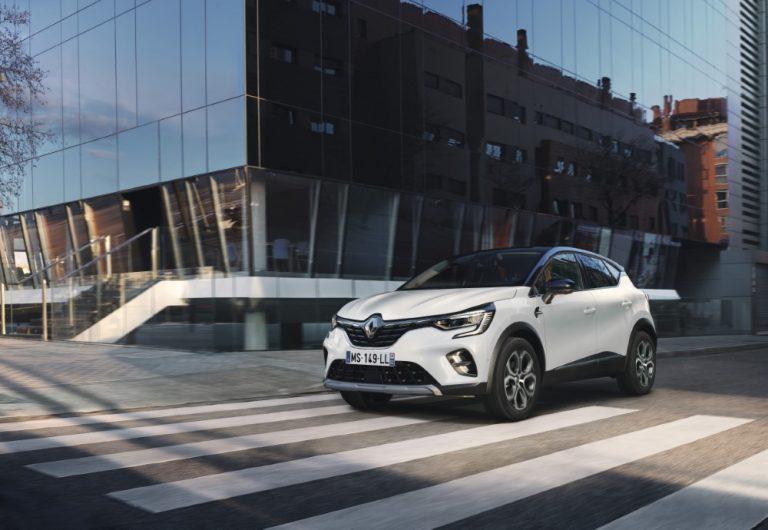 Nyt Renault Capturin saa myös pistokehybridinä — hinta jää alle 30 000 €