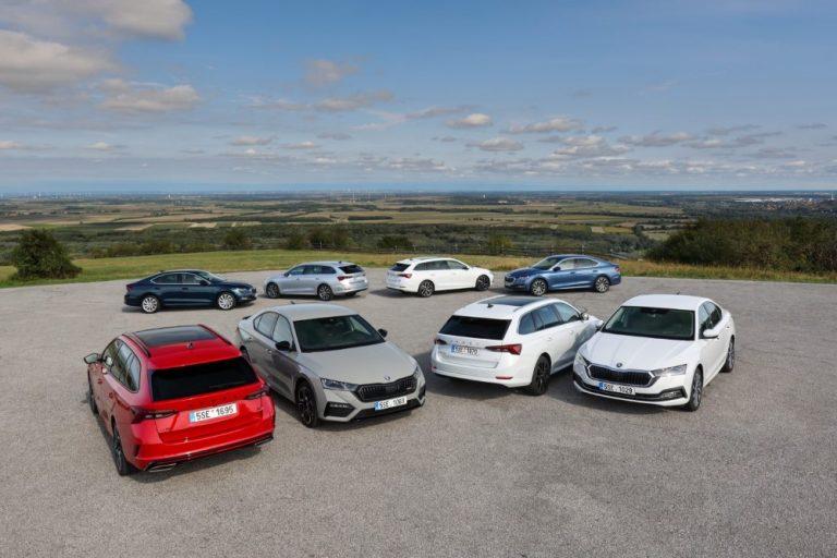 Škoda Octavian kolme uutta voimalinjaa nyt myynnissä: lataushybridi, kevythybridi ja bio-/maakaasu