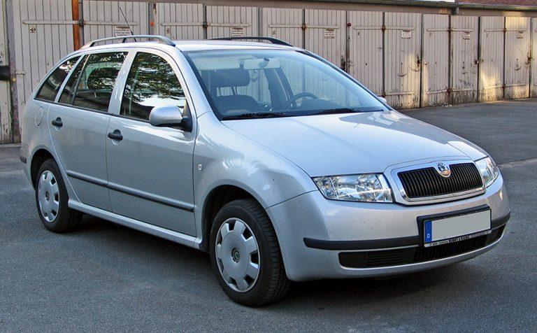 Škoda Fabia Combi viettää tasavuosia