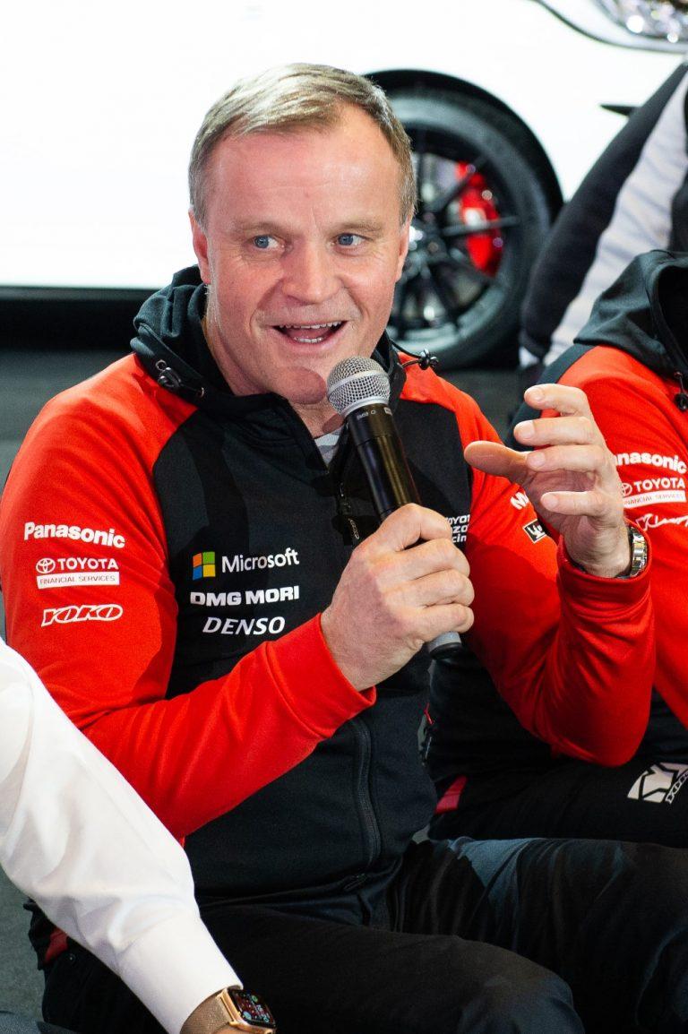 Toyota organisoi uudelleen WRC-toimintansa — Tommi Mäkinen uusiin tehtäviin