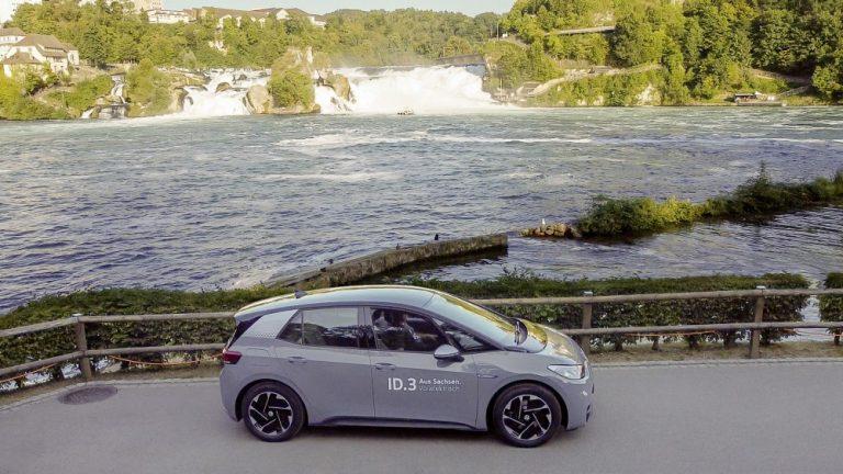 Volkswagen ID.3 -mallilla ajettiin 531 kilometriä yhdellä latauksella
