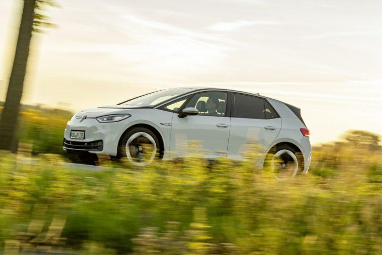 Volkswagen ID.3 -perheeseen uusia malleja
