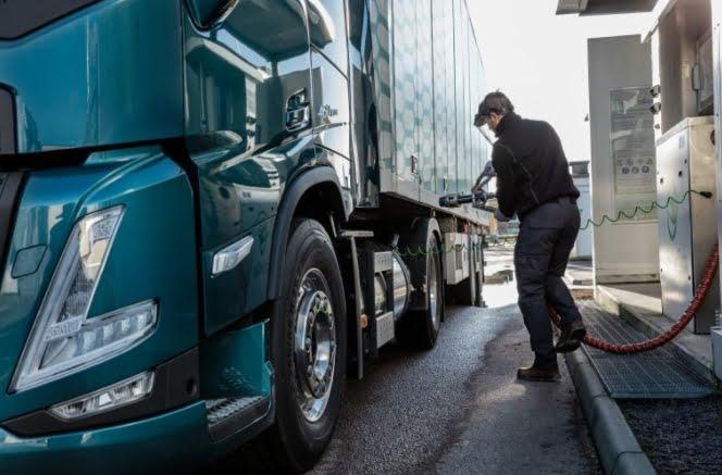 Kiinnostus kaasuun lisääntyy — vaihtoehto dieselille raskaissa kuorma-autoissa