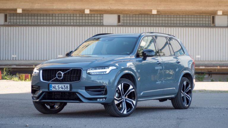 Autotoday tutustui: Volvo XC90 B5 AWD — dieselin ja sähkön kevythybridiyhdistelmä