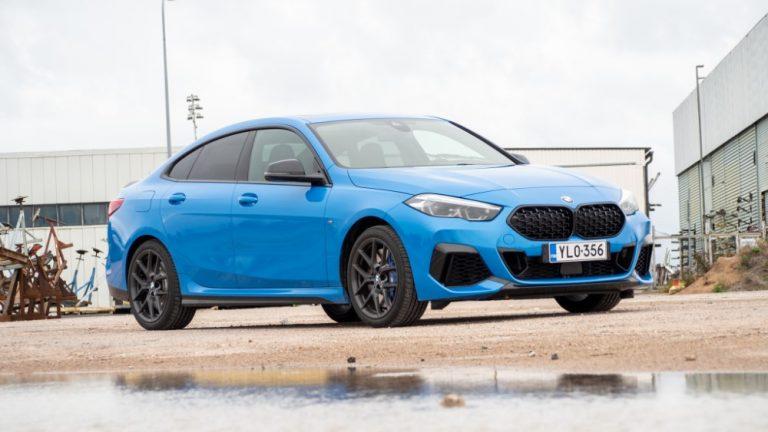 Autotoday testasi: BMW M235i xDrive Gran Coupé — uutta muotoilua, joka puhuttaa