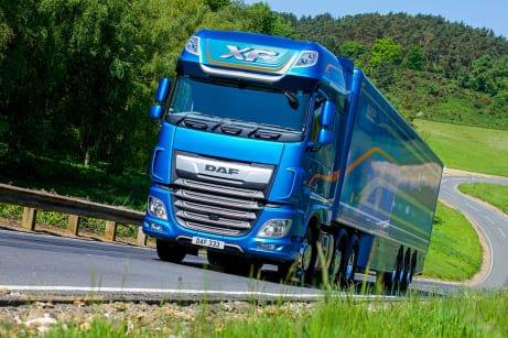 DAF XF valittiin toistamiseen vuoden kalustokuorma-autoksi