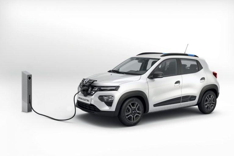 Dacia tuo ensi vuonna markkinoille sähköisen minikatumaasturin