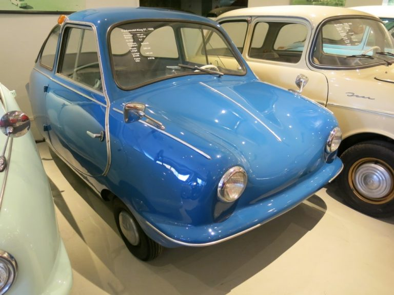 Päivän museoauto: Fuldamobil King S7 1959